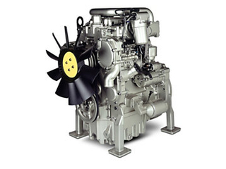 Perkins Diesel Industrial Engine 1104D-44TA 83KW