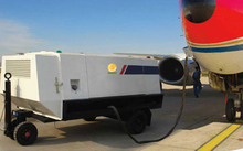 Aircraft Ground Support Power Unit 400HZ diesel generator