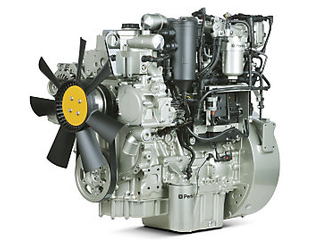 Perkins Diesel Engine 1206J-E70TA For industrial