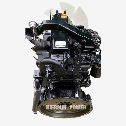 4TNV106T Yanmar 4TNV106T Industrial Engine 74.5kW 2200RPM