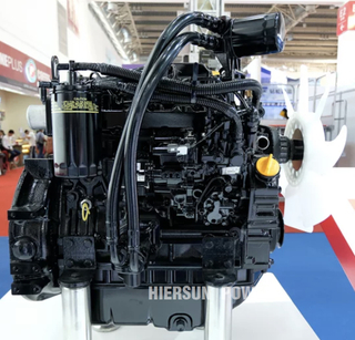 Brand New Industrial Engine Yanmar 4TNV88 For Non Road Application 30.95KW @2600RPM