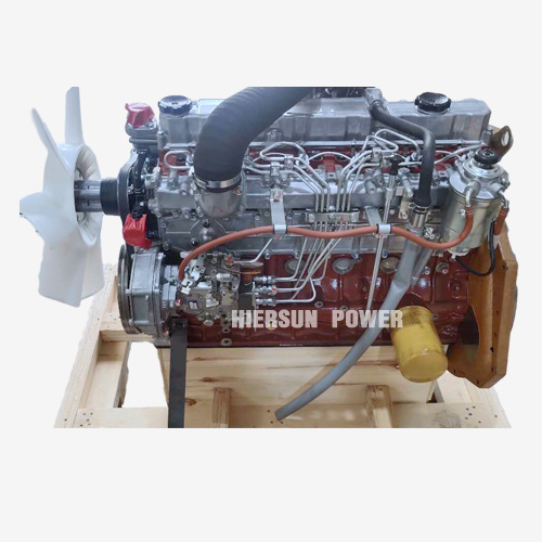 S6S Mitsubishi S6S Industrial Engine 57.4KW 2500RPM