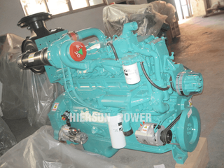 Cummins CCEC Diesel engine NTA855-G1A For Generating