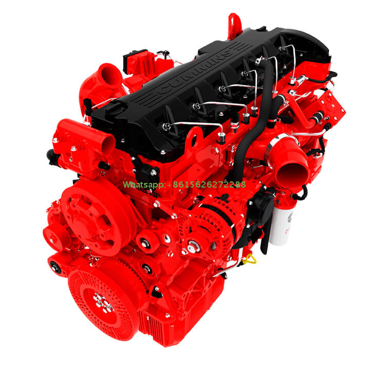 Cummins Diesel Engine NTA855-C400 For Rail Car JY400