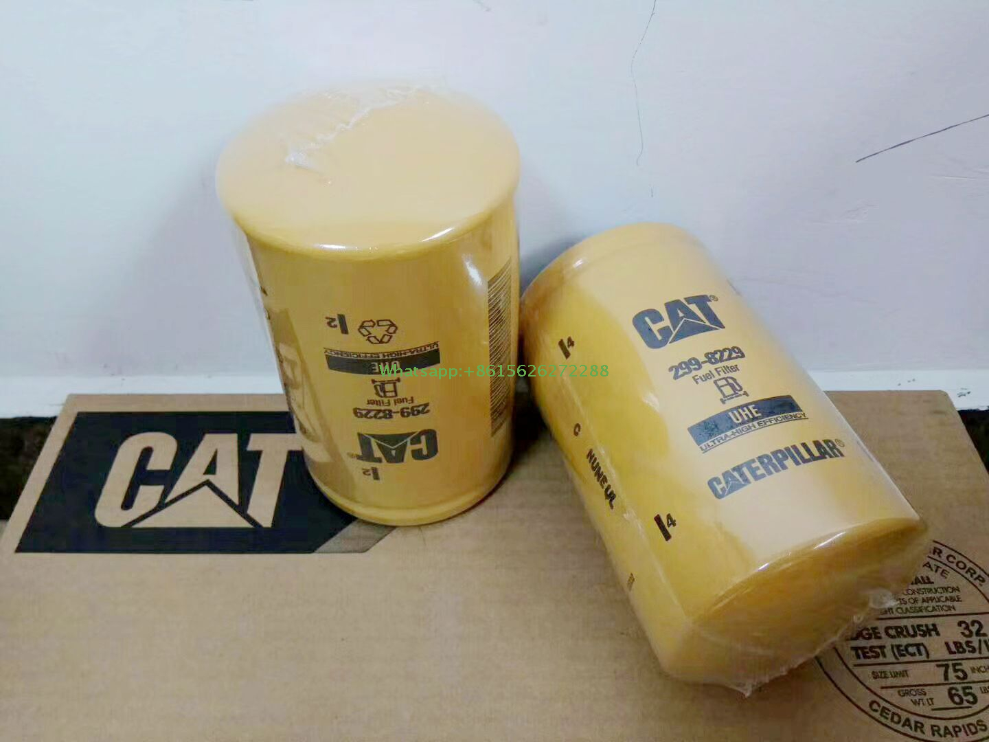 Caterpillar filter as-fu 2998229 universal for many models