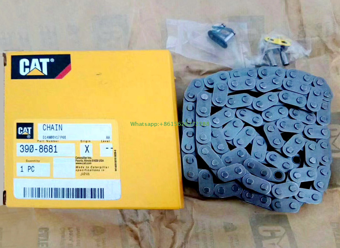 Caterpillar 390-8681 CHAIN