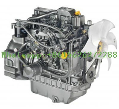Yanmar Industrial Diesel Engine 4TNV88 Water Cooled Diesel Engine