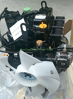 Yanmar Industrial Diesel Engine 3TNV88 Water Cooled Diesel Engine