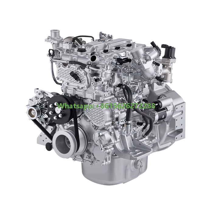 Isuzu Industrial Engine 6WG1T Diesel Engine for Hitachi ZX800 Hydraulic Excavator