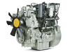Perkins Diesel Engine 1206J-E71TTA For industrial