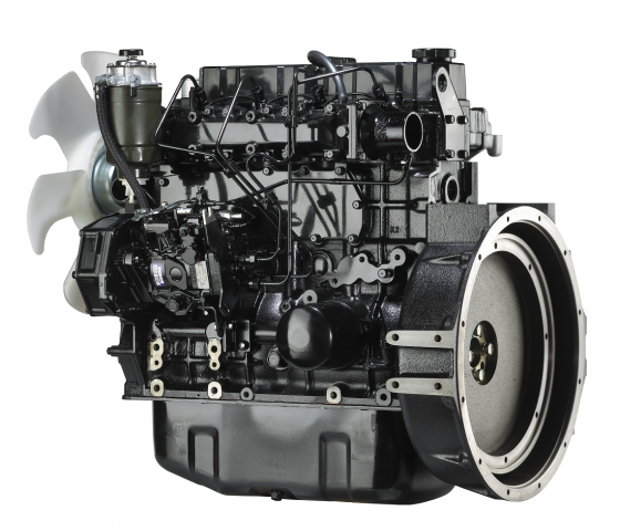 Japan Genuine Mitsubishi Engine Model 6M60-TL