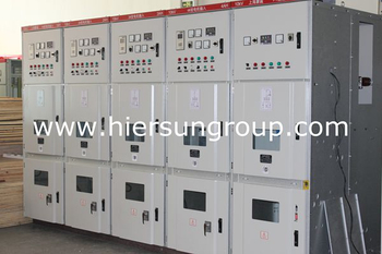 Switchgear For 13500KV High Voltage Diesel Generator For Syria Project