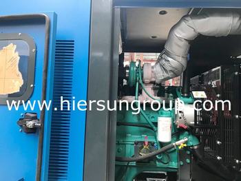 10 Units DCEC Silent Cummins Diesel Generator Shipping To Papua New Guinea